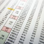 Excel 内の複数シートから任意のシートを選択して一括で印刷する方法。