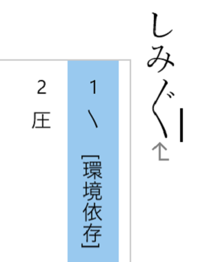 くの字点Unicode4